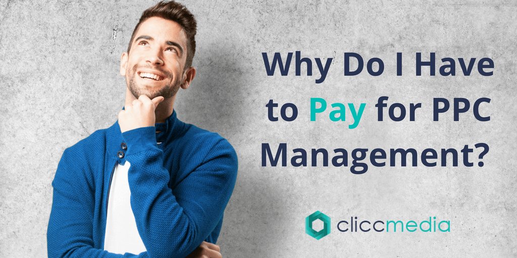 why pay for PPC management
