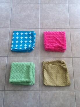 Zippered Pillow Cases