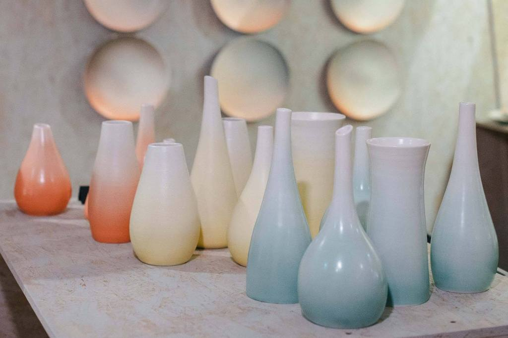 artisan artiste en poterie