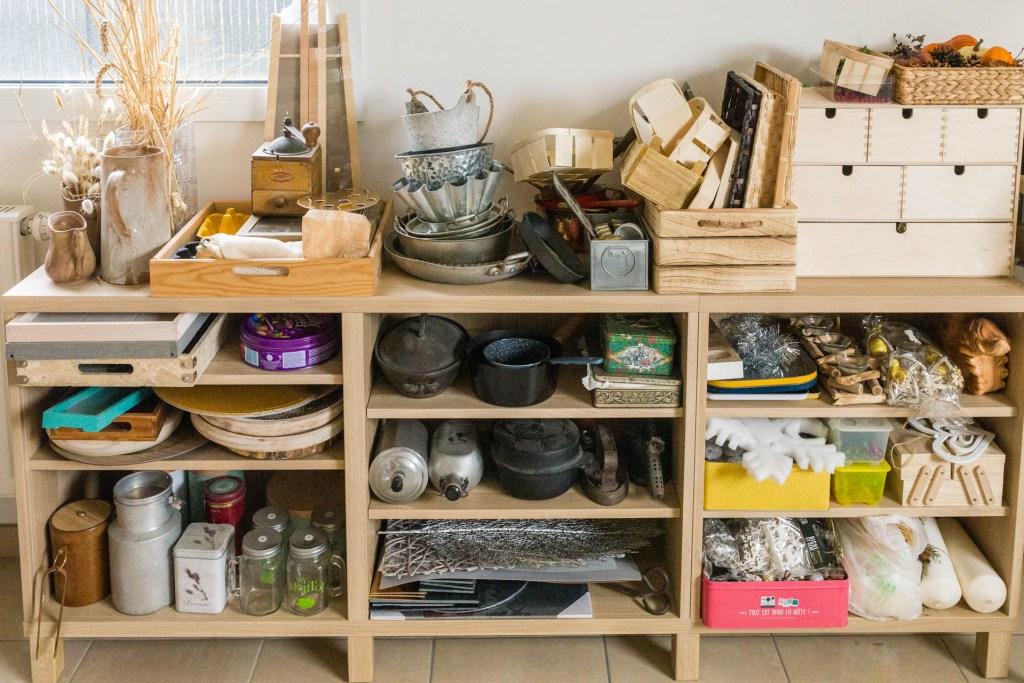 matériel studio photo culinaire