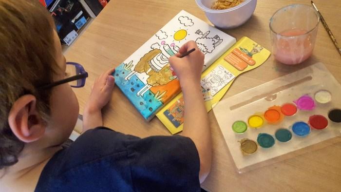 comment le dessin facilite l'apprentissage de l'écriture