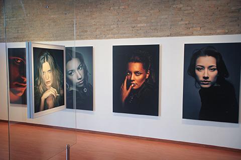 Montagem na Arte Plural Galeria, Recife, 2009