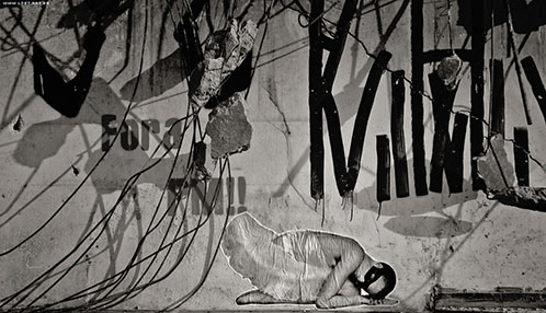 On the Wall   -   ©2009 lostart