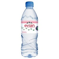Evian Mineral Water PET 50cl