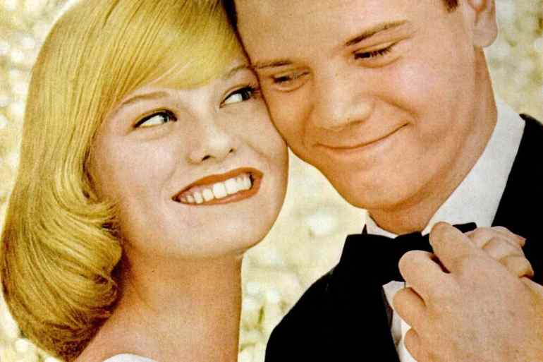 1959 couple dancing romance dating