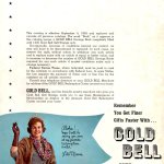 Remember: You get finer gifts faster with Gold Bell gift stamps! Detroit, Michigan