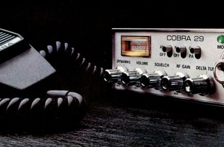 1976 Cobra CB radio