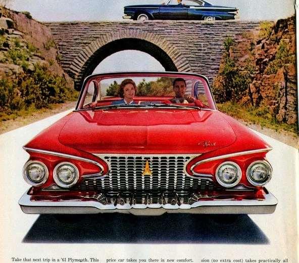 Classic American Car Ads From Click Americana - Classic car ads