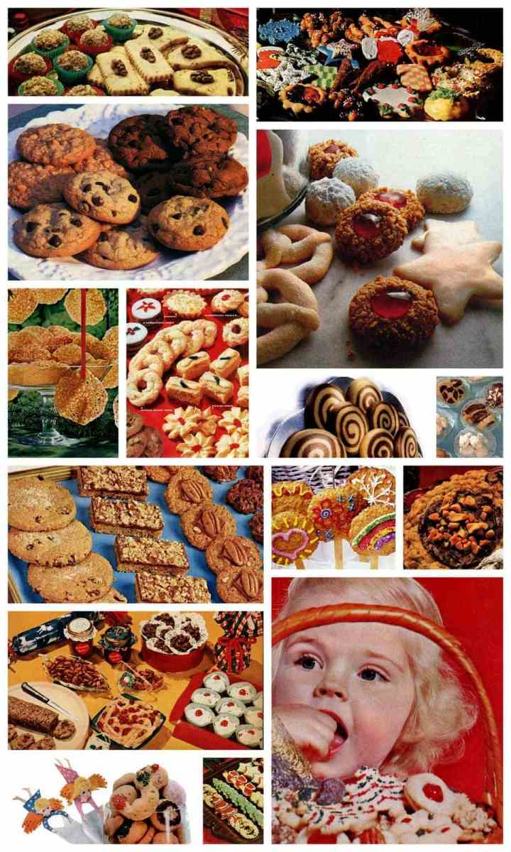 A treasury of 130+ vintage Christmas cookie recipes