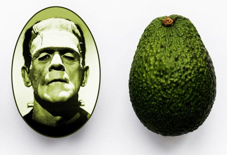 Actor Boris Karloff's guacamole recipe Avocado mash from Frankenstein's monster (1966)