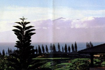 Along the Maui coastline, Hawaii's new Kapalua villas (1978)
