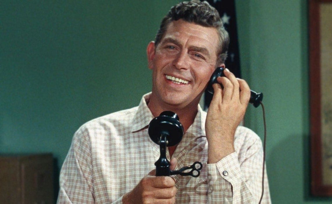 Andy Griffith S Start In Showbiz From Teaching To