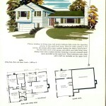 Authentic vintage designs for suburban homes built in 1955 - at Click Americana (1)