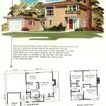 Authentic vintage designs for suburban homes built in 1955 - at Click Americana (3)