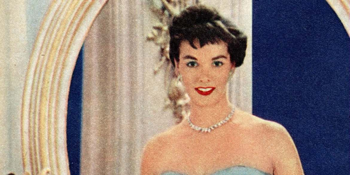 Bobbed hairstyle from the 1950s (1)