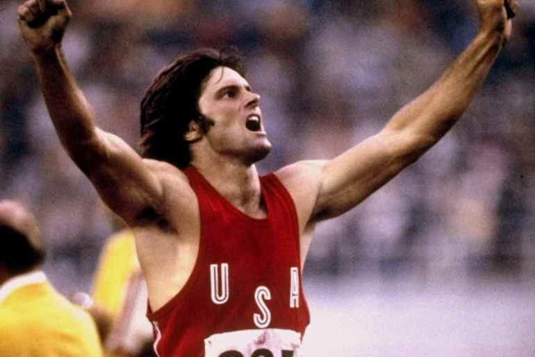 Bruce Jenner 1976 Summer Olympics