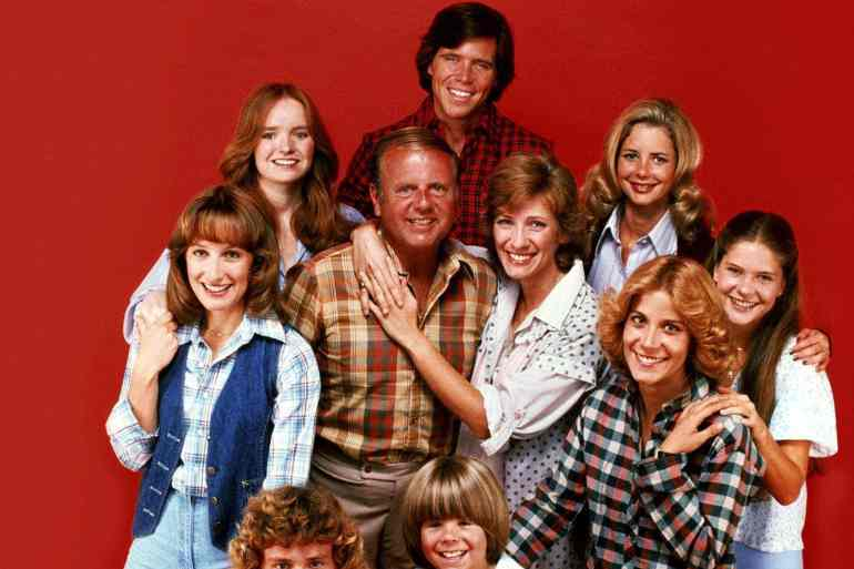 Cast of Eight is Enough TV show-70s-80s