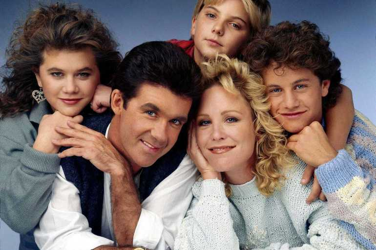 Growing Pains cast