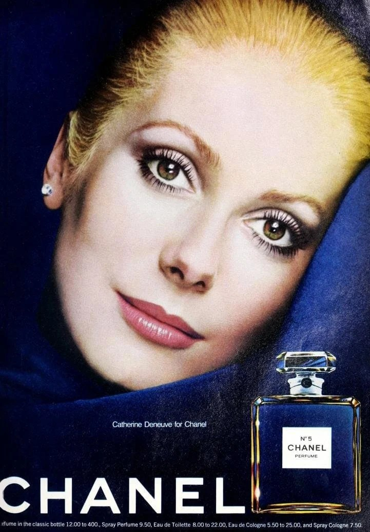 50 most popular vintage perfumes from