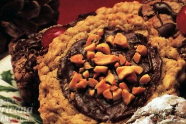 Choco peanut butter dreams cookies (1987)