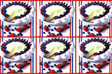 Cool 'n' easy 4th of July pie