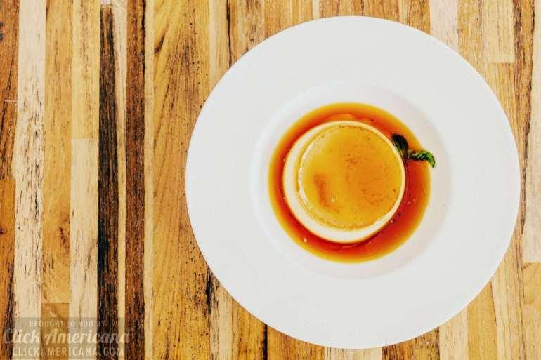Creme caramel - Vintage custard recipe