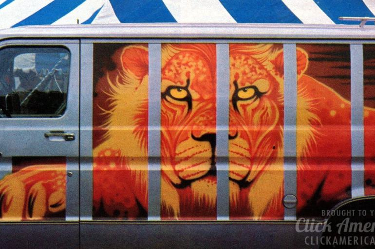Custom paint jobs for vans
