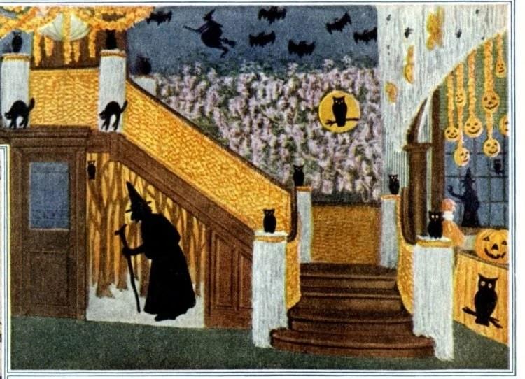DIY Halloween decorations on a budget 1919 (9)