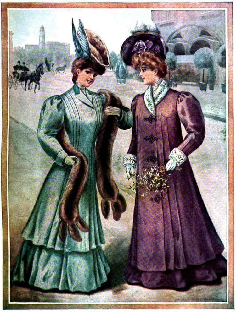 Dye your clothes to refresh your wardrobe with new color (1910)