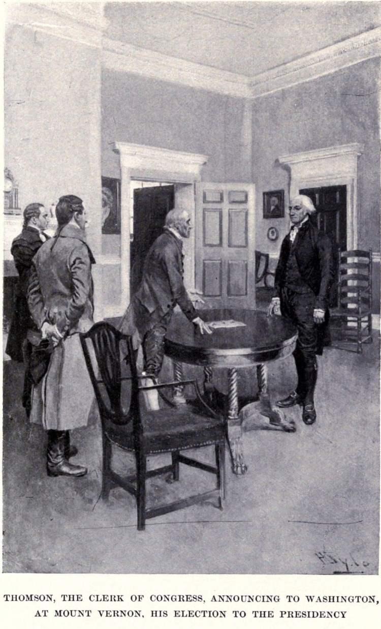 Historical image of George Washington (1)