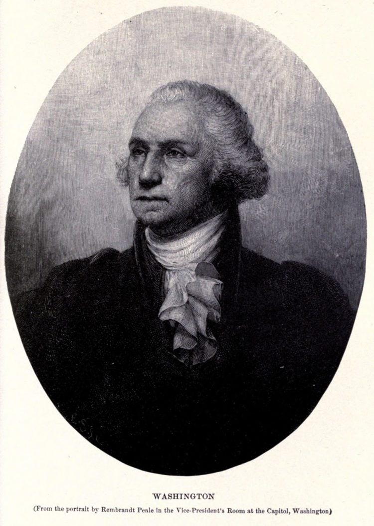 Historical image of George Washington (5)