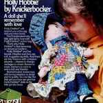 Holly Hobbie by Knickerbocker (1976)