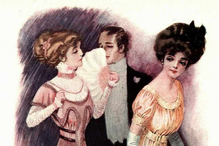 How to create vintage hairstyles from 1906