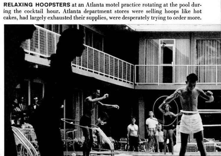 Hula hoop toy life - 1958 (3)