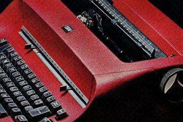 IBM Selectric typewriter 1965