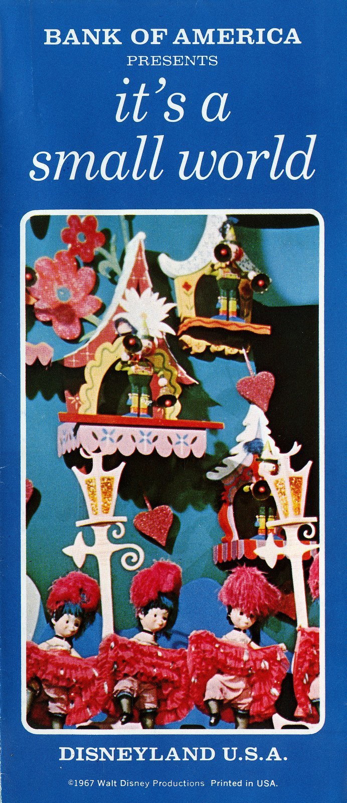 It's a Small World after all About Disneyland's hugely-popular attraction for little Mouseketeers (1960s)