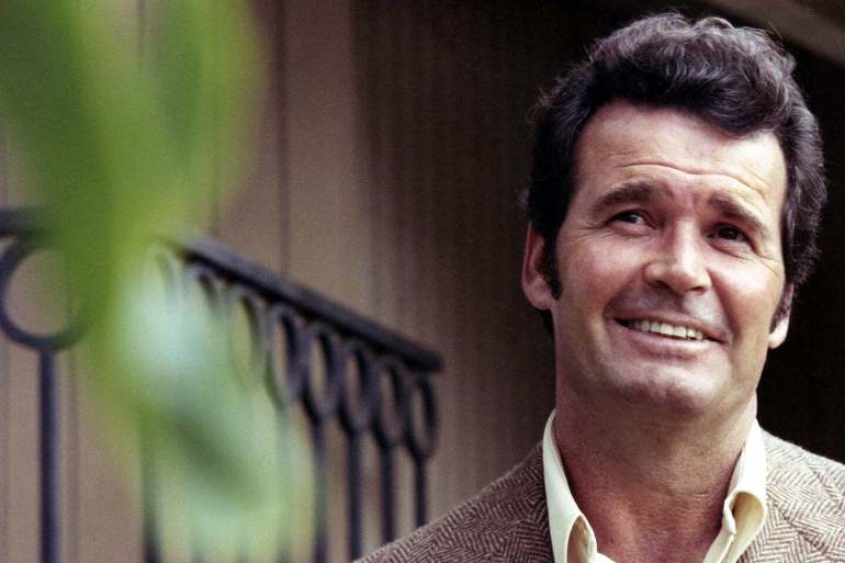 James Garner - The Rockford Files TV show
