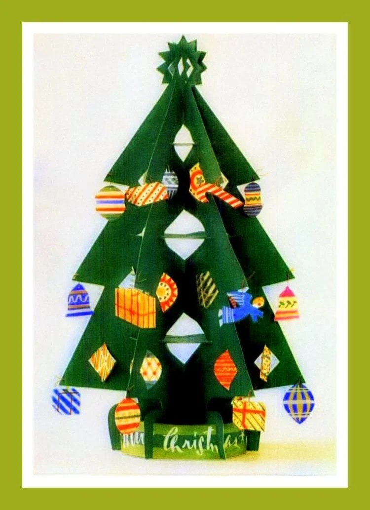 LIFE Dec 25, 1950 christmas decorations crafts 1