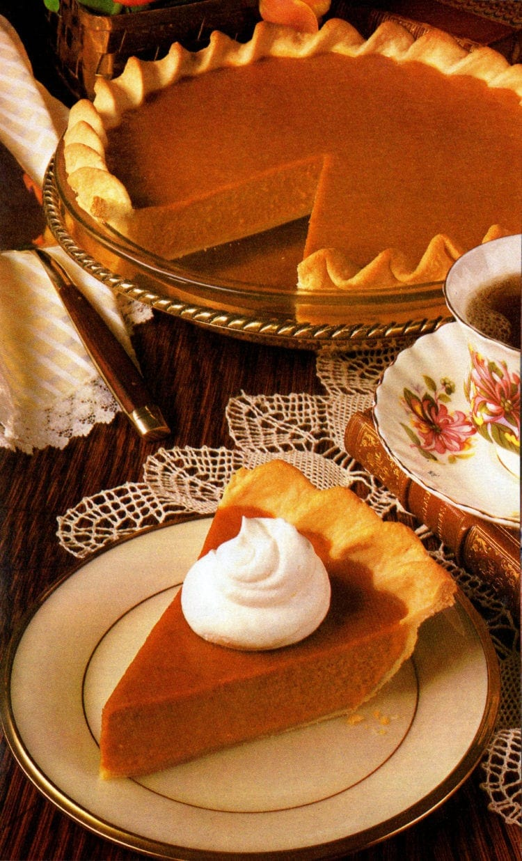 Libby S Pumpkin Pie Recipe Find Out How To Make The