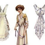 Make your husband happy Wear a fashionable apron