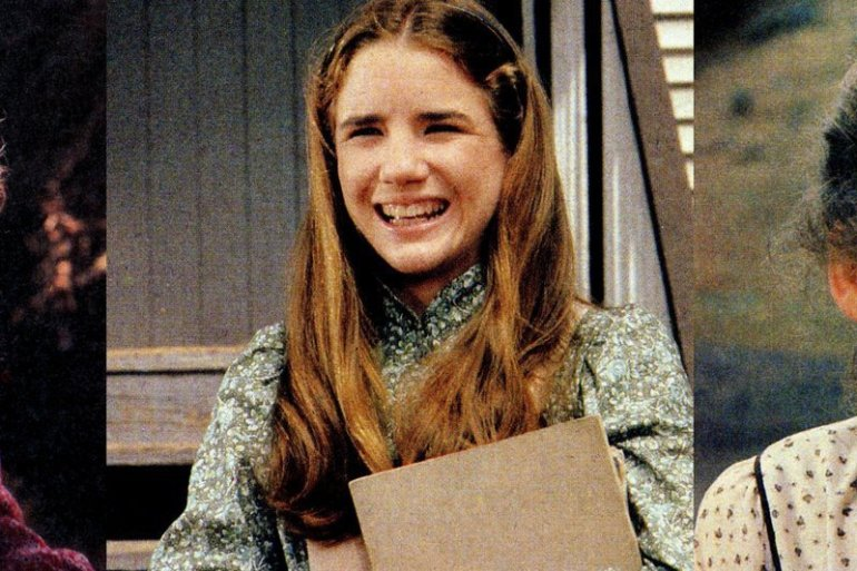 Melissa Gilbert The Little House star is all grown up (1982)
