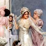 Old-fashioned wedding superstititons and myths