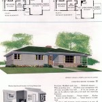 Original vintage house plans for American suburban homes built in 1953 - at Click Americana (5)