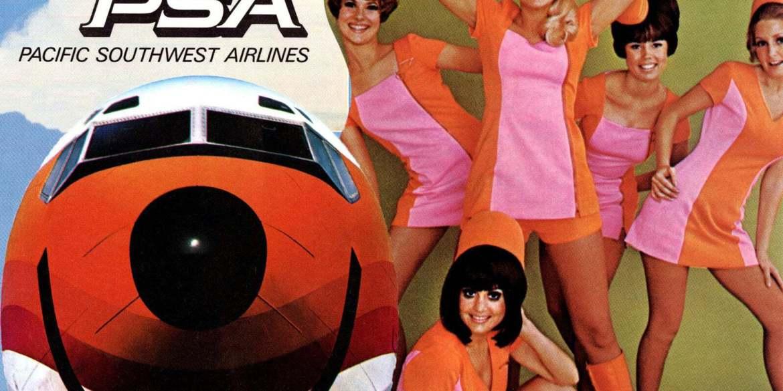 PSA airlines - header
