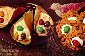 Party Recipes Made With Your Favorite Candies 1969
