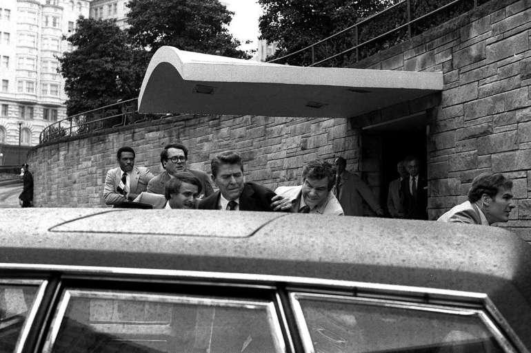 Reagan attempted assassination 1981