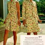 Sixties-style dresses for working women