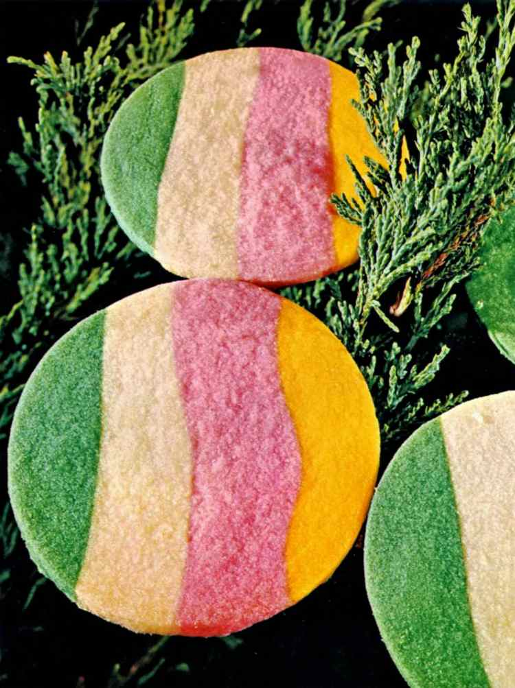 Rainbow cookies (1972)