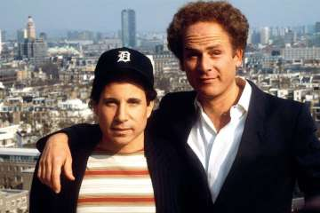 Simon and Garfunkel - 1982 NYC