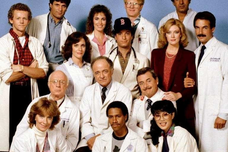 St Elsewhere cast